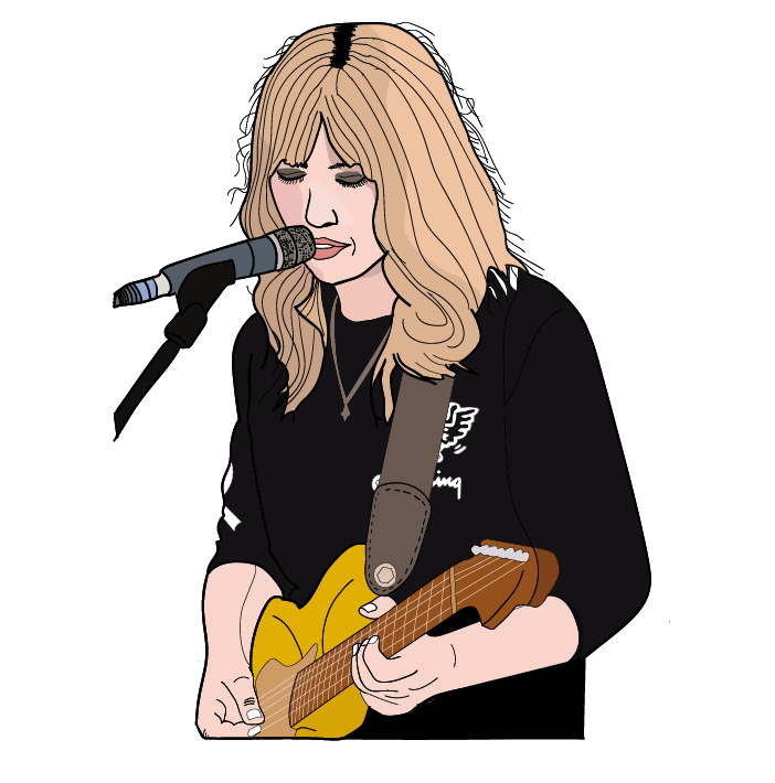 ladyhawke guitar colour